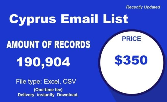 Cyprus Email Addresses