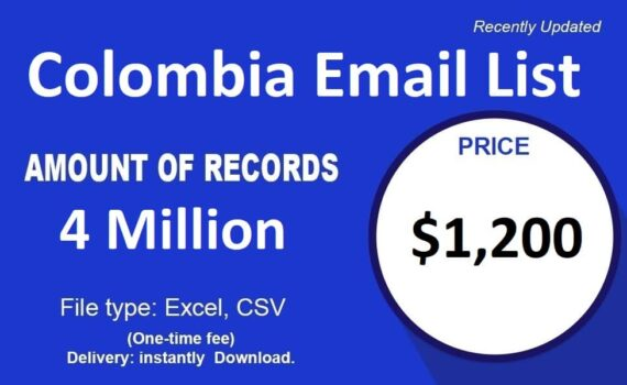 Colombia Email Address